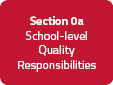 Section 0a: School-level Quality Responsibilities