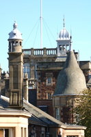Rooftops at Craighouse Campus